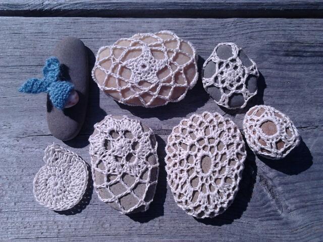 crochet a la plage steine h keln am atlantik ich hab. Black Bedroom Furniture Sets. Home Design Ideas